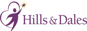 Hills and Dales logo