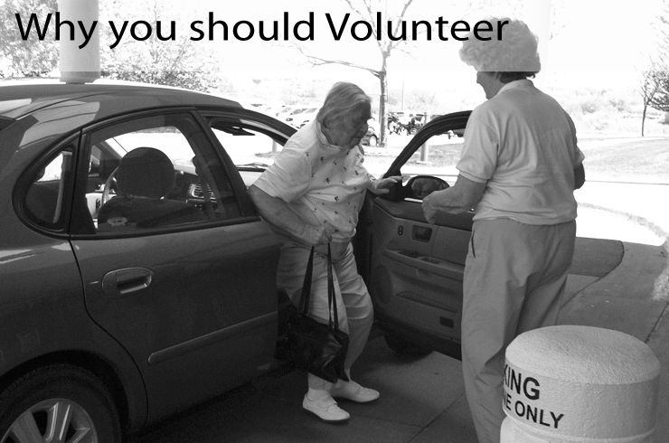 Why Become a Volunteer Driver